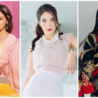 """12 nữ diễn viên Thái xinh đẹp và tài năng """"hot"""" nhất 2019"""