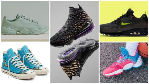 6 phát hành giày thể thao ấn tượng sắp ra mắt (7- 13/10/2019)
