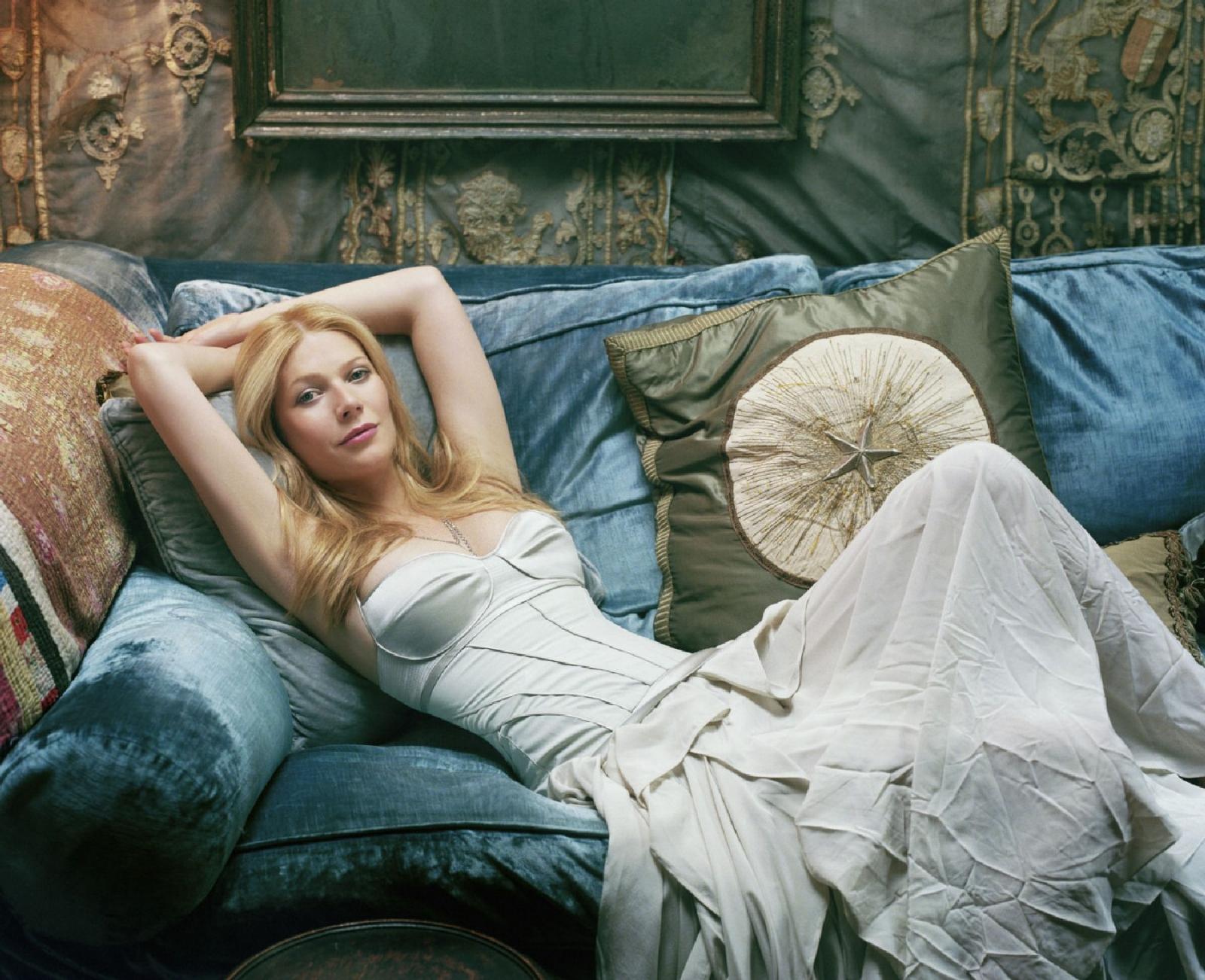 nữ diễn viên cung Thiên Bình Gwyneth Paltrow