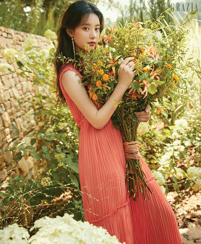 diễn viên Kim Ji-won