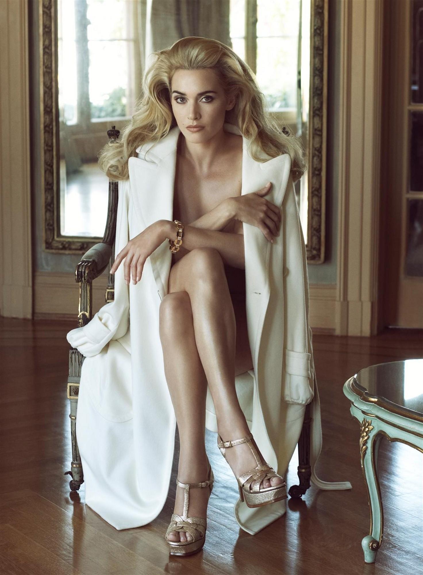 nữ diễn viên Kate Winslet