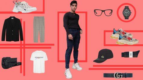 ELLE Man Style Calendar: Năng động mùa Thu 2019 với giày thể thao Chunky