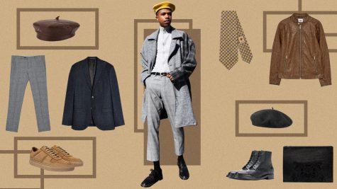 ELLE Style Calendar: Mũ beret nam dẫn đầu xu hướng mùa Thu