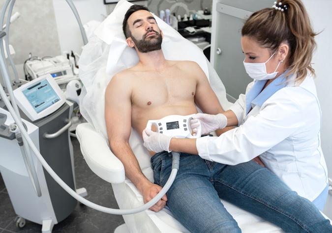 phẫu thuật thẩm mỹ ở nam giới