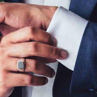 """Hướng dẫn chọn mua và đeo nhẫn nam đẹp """"đúng bài"""" (P.1)"""
