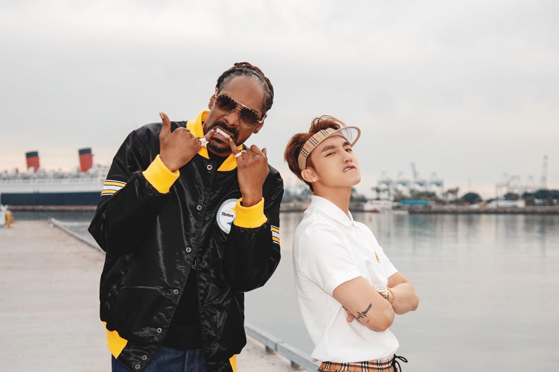 nam ca sỹ Snoop Dogg
