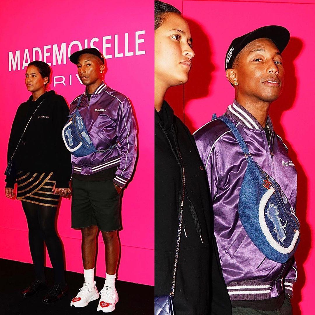 ca sĩ Pharrell Williams