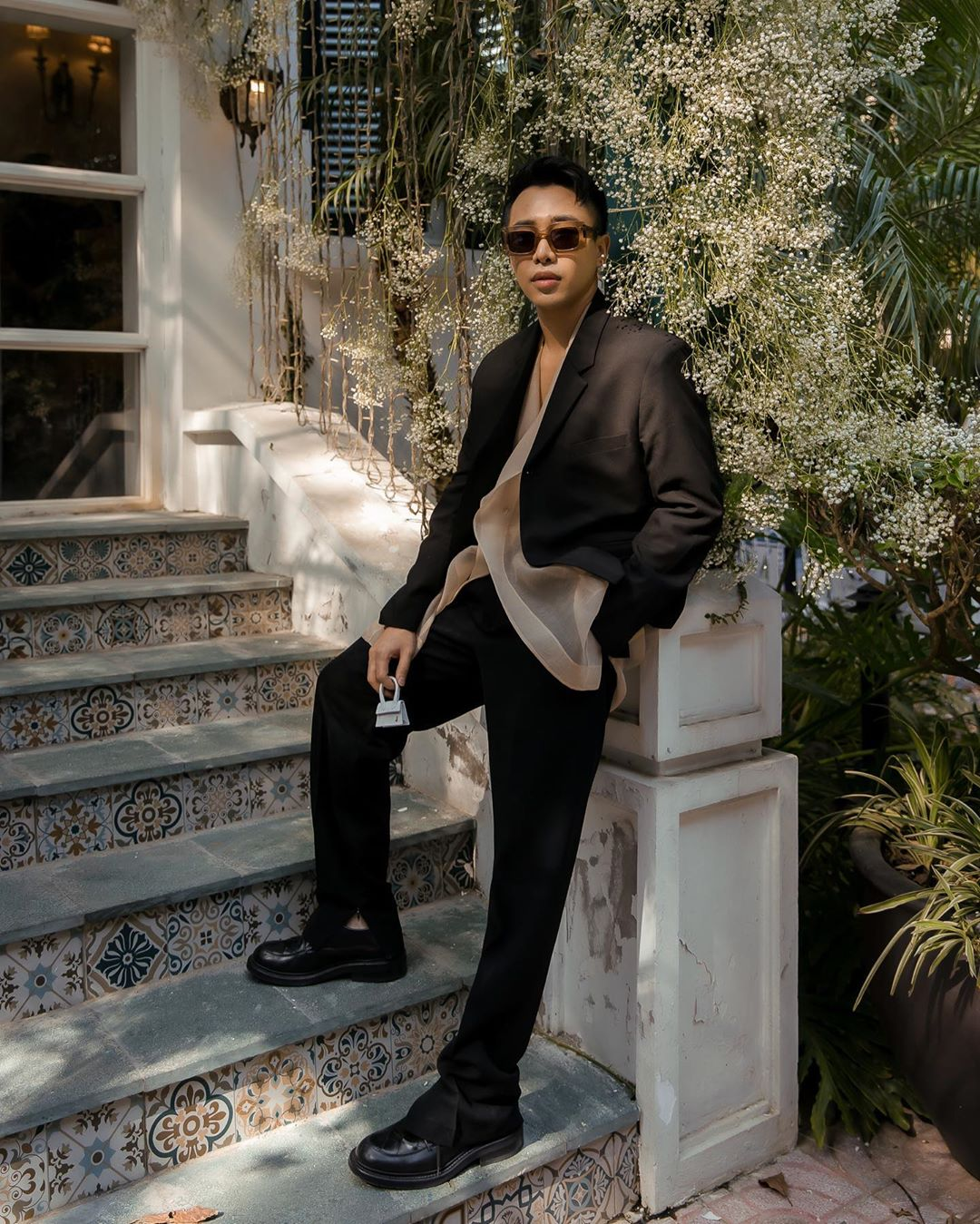 stylist Hoàng Ku