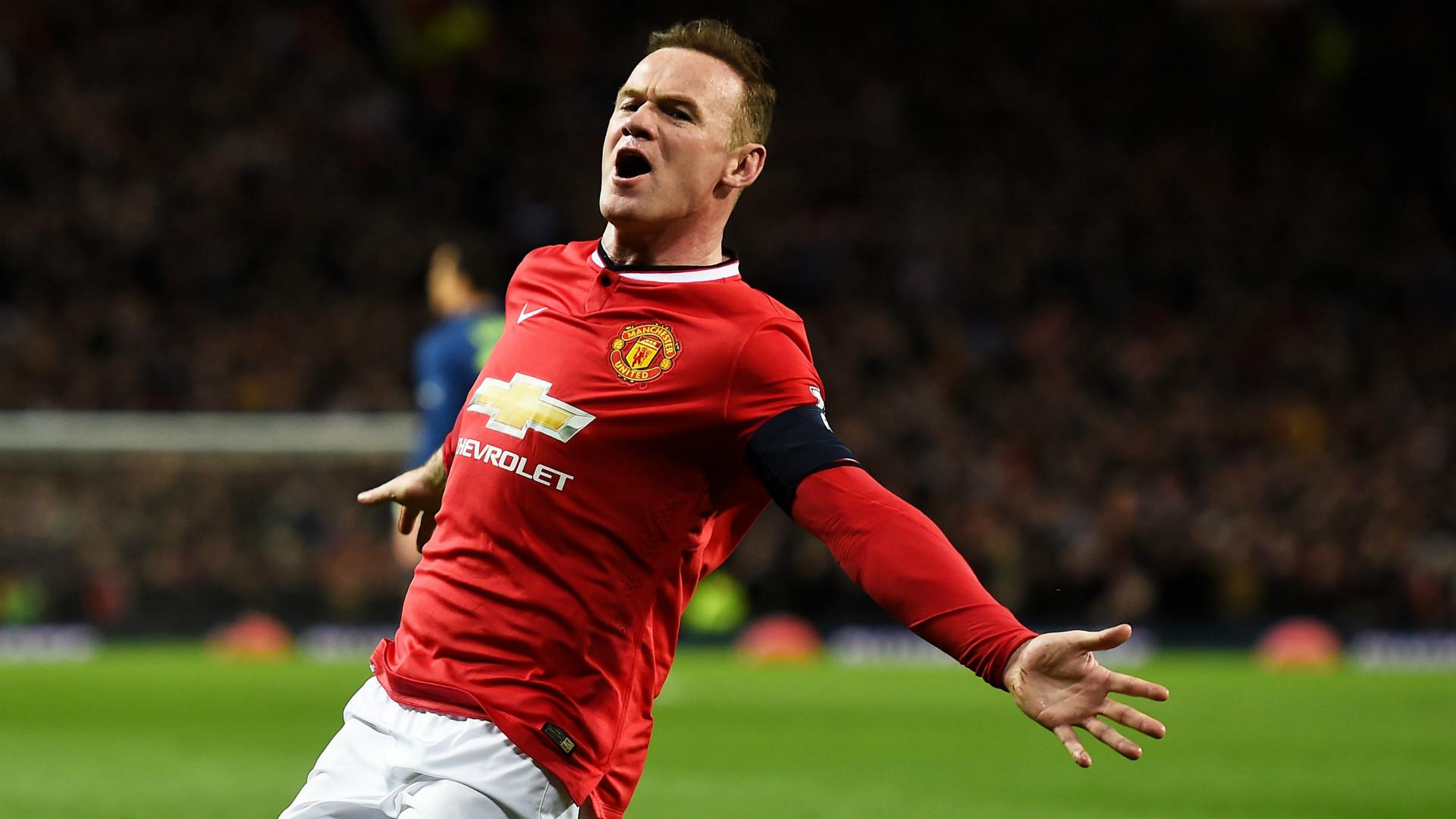 Wayne Rooney - ELLE Man - 2