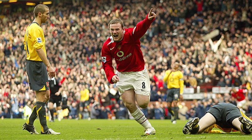 Wayne Rooney - ELLE Man -3