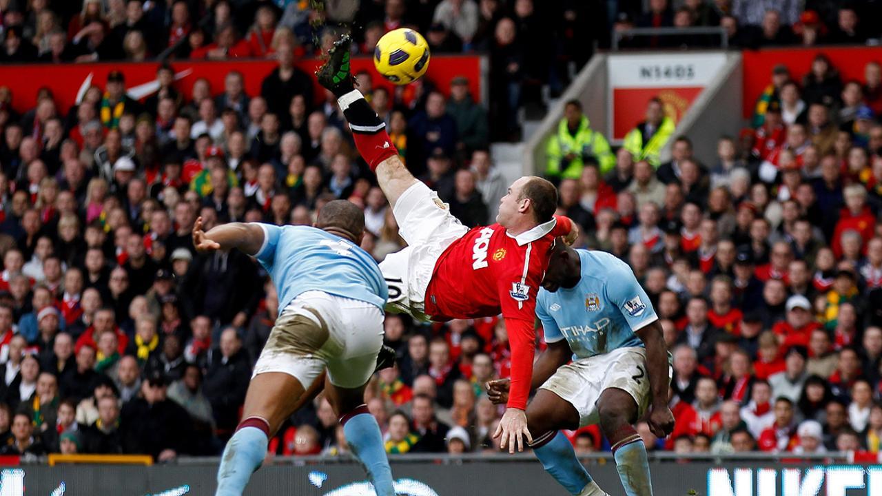 Wayne Rooney - ELLE Man - 5