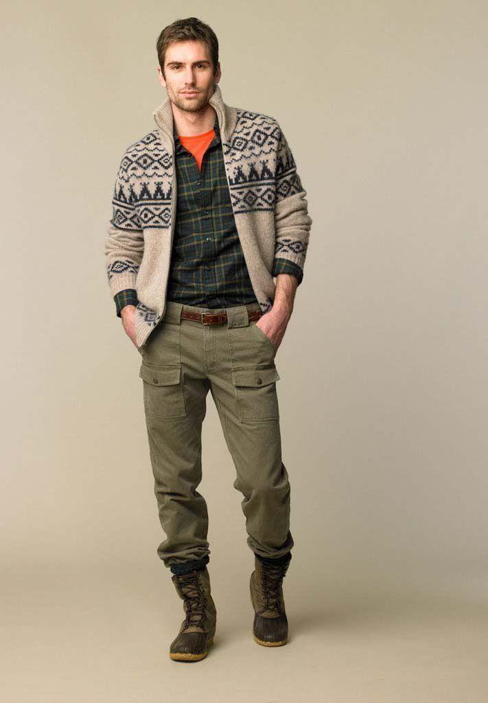 phong cách workwear pinterest