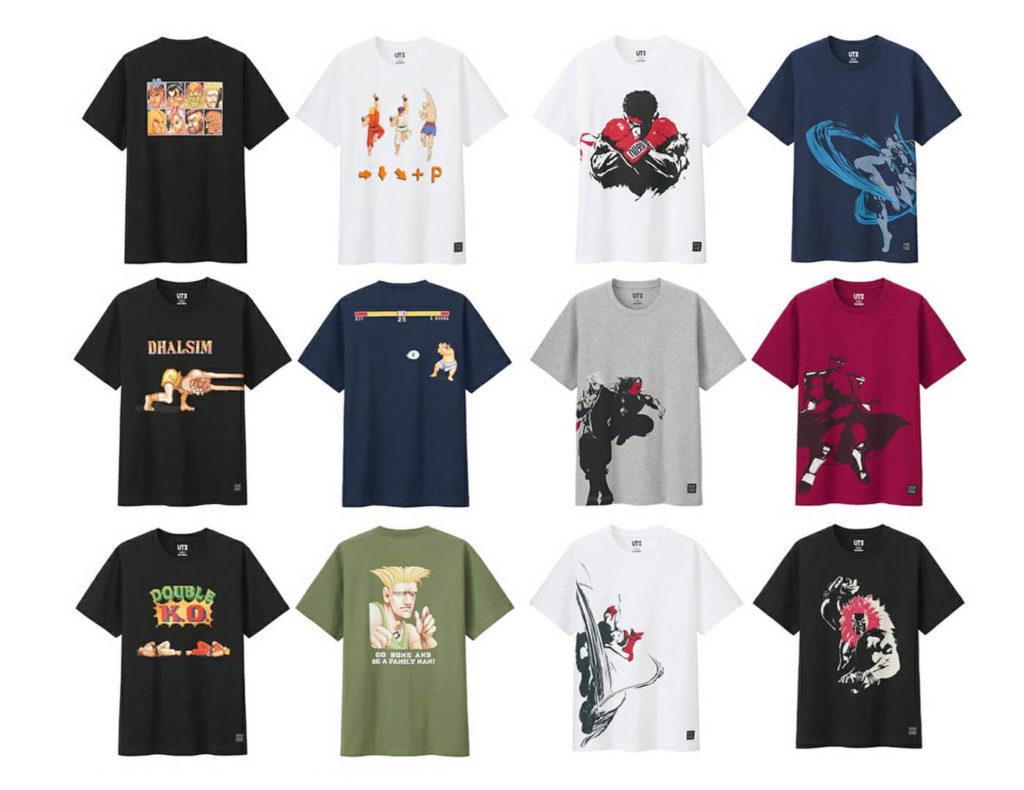 ao t-shirt - uniqlo UT - elle man 1