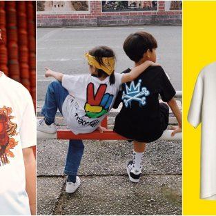 Áo T-shirt - Bức phông nền cho những trào lưu văn hoá