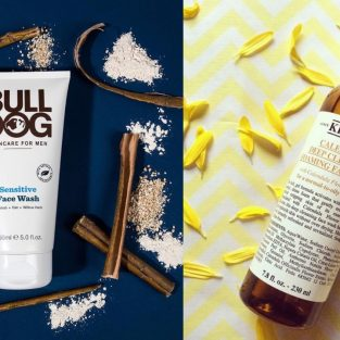 Gợi ý 6 sản phẩm sữa rửa mặt nam cho da nhạy cảm