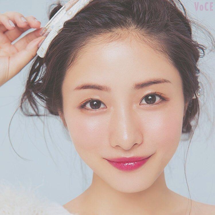 diễn viên nhật - cận cảnh khuôn mặt xinh đẹp của satomi