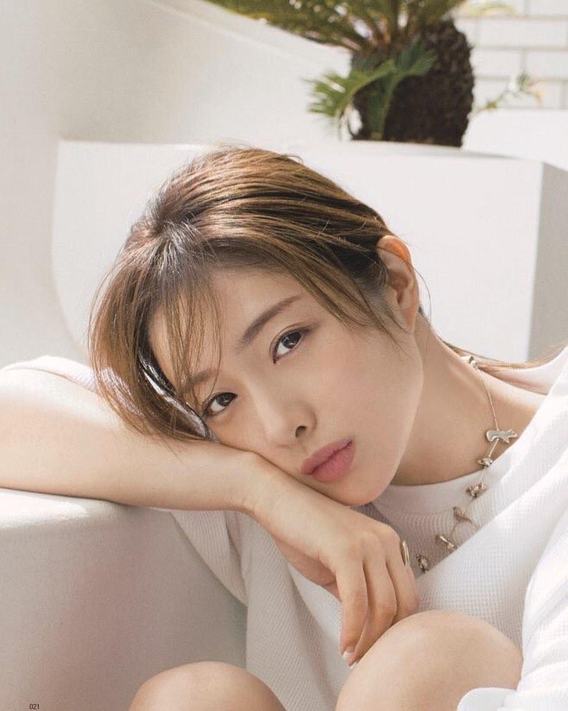 diễn viên nhật - satomi xinh đẹp