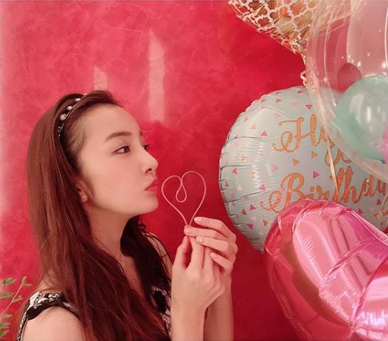 diễn viên nhật - tomomi mừng sinh nhật
