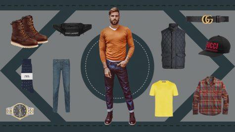 """ELLE Man Style Calendar: Phong cách workwear - chất """"đời"""" của đàn ông"""