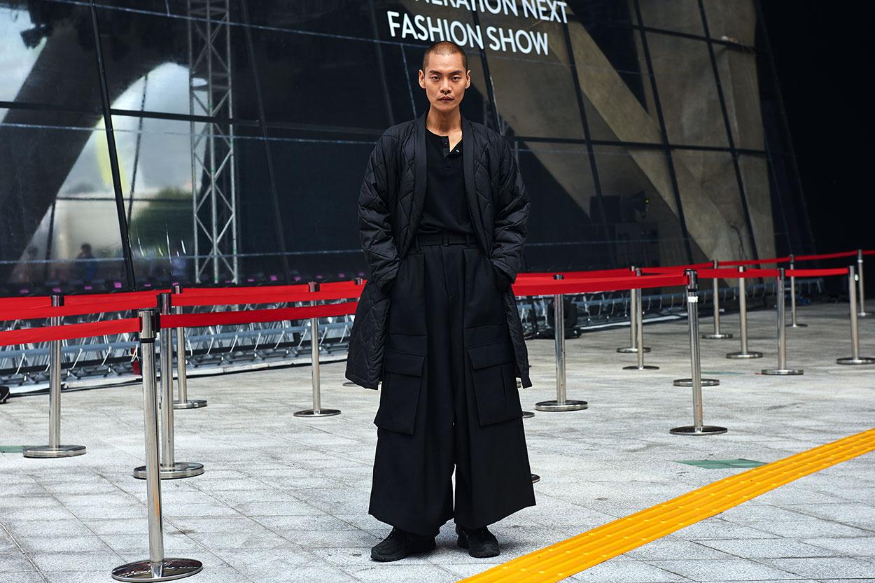 Phong cách cá tính mang hơi hướng Nhật Bản
