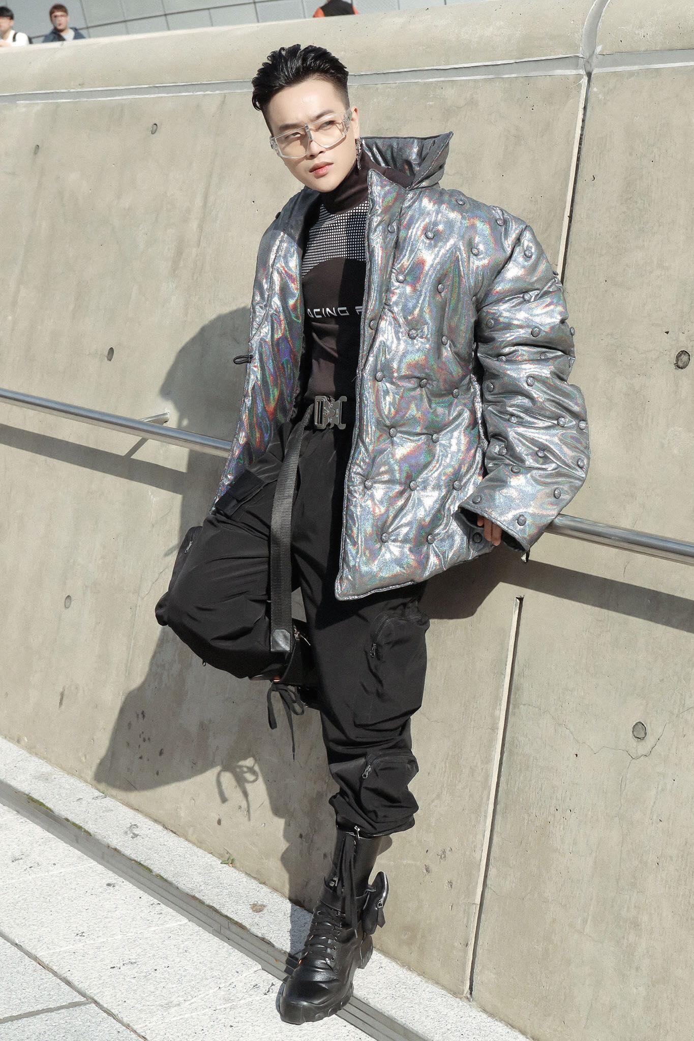 TiTi xuất hiện tại tuần lễ thời trang Seoul 2020