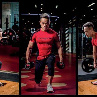 5 bài tập chân tăng cường sức mạnh thân dưới
