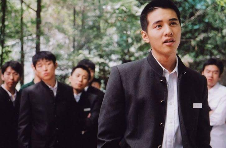 nam diễn viên Won Bin