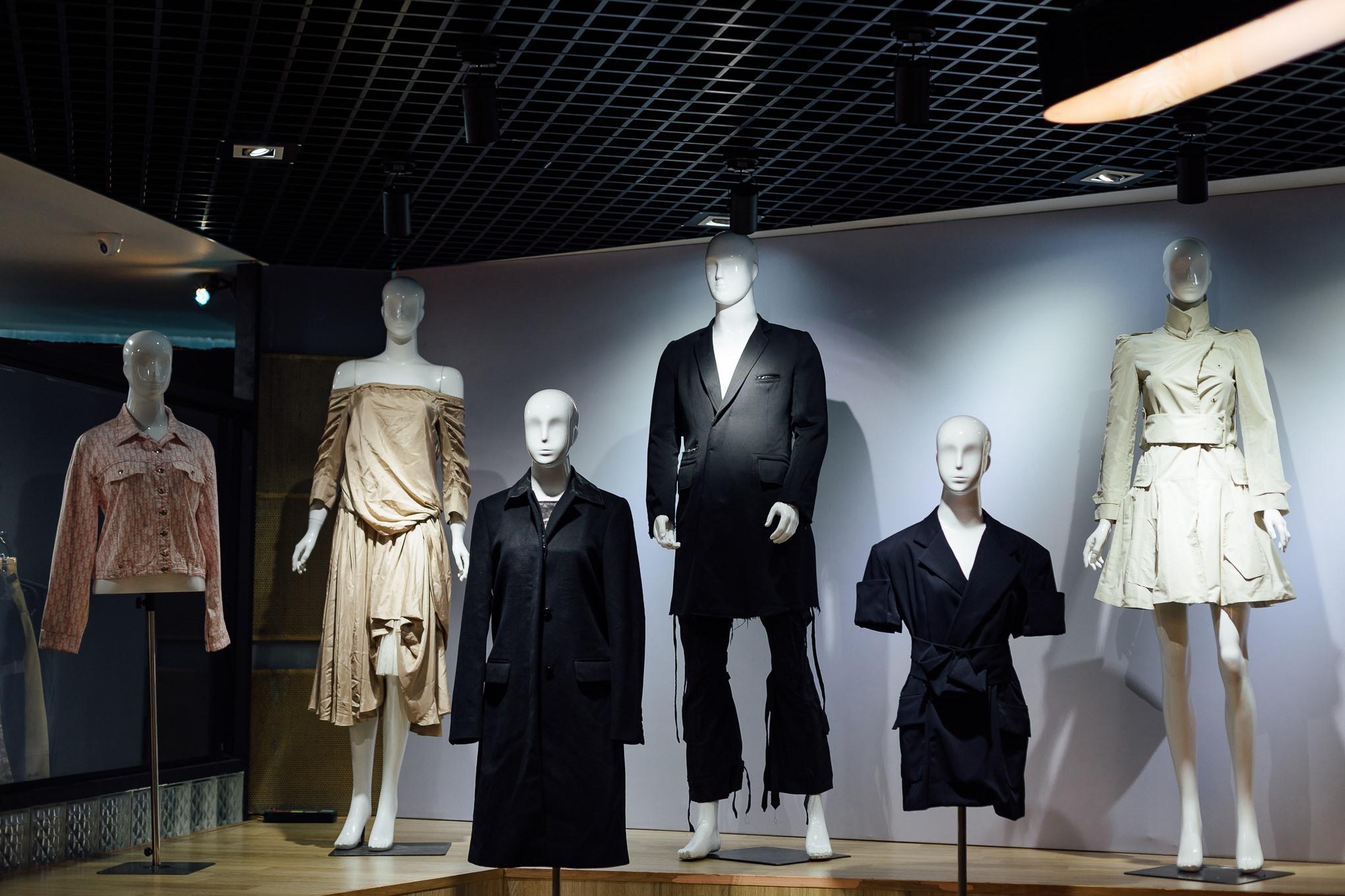 thời trang lưu trữ Archive Pop-up tại Ka Concept Store