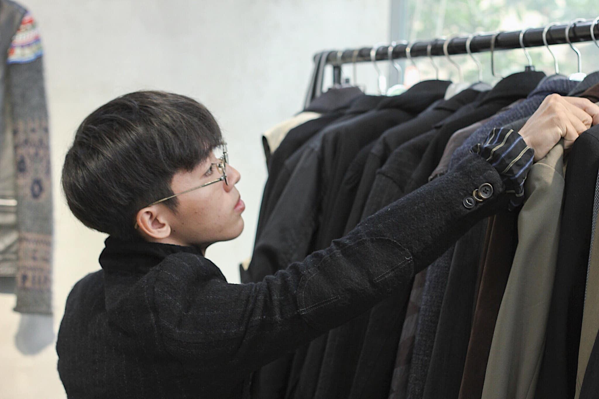 thời trang lưu trữ Nguyen Dang founder Shinesium