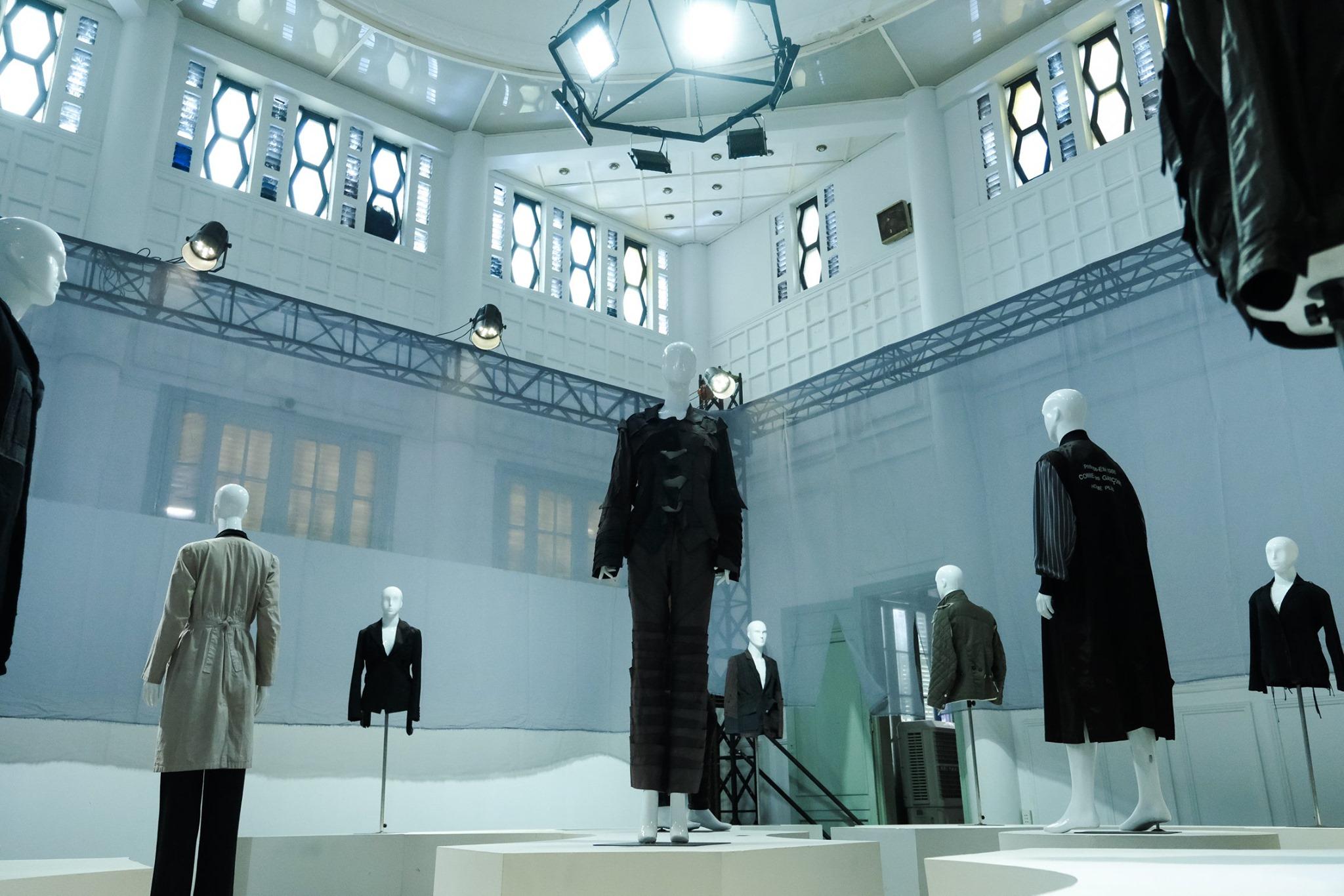 thời trang lưu trữ triển lãm Insight tại bảo tàng lịch sử mỹ thuật thành phố hồ chí minh