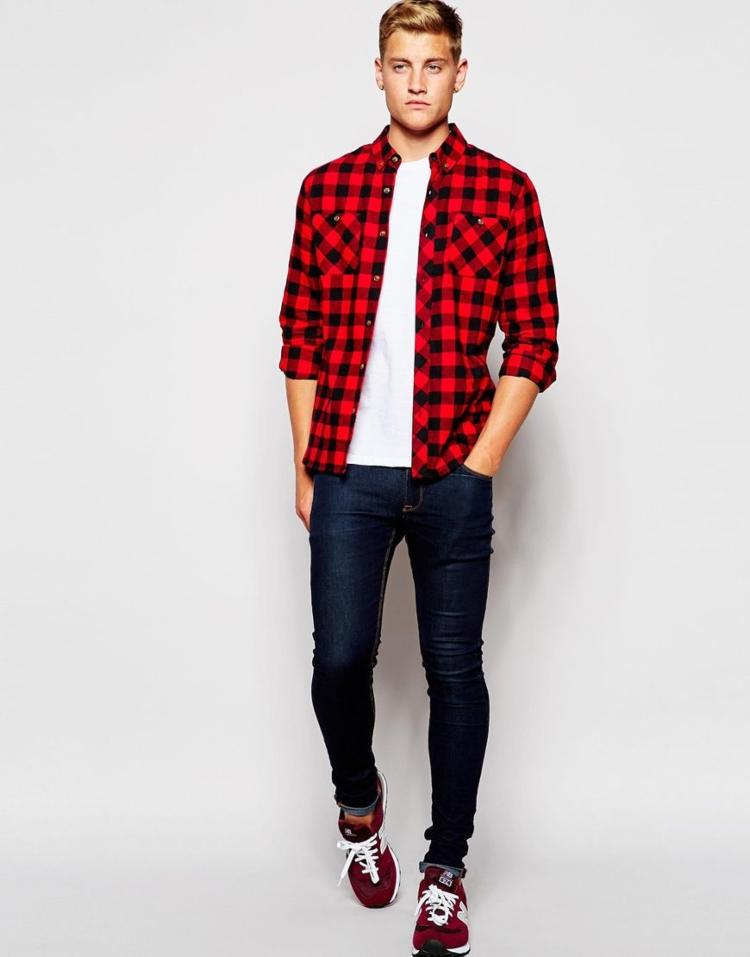 red flannel-elleman
