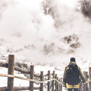 Du lịch tự túc Nhật Bản (P.2) - Hokkaido những ngày Đông