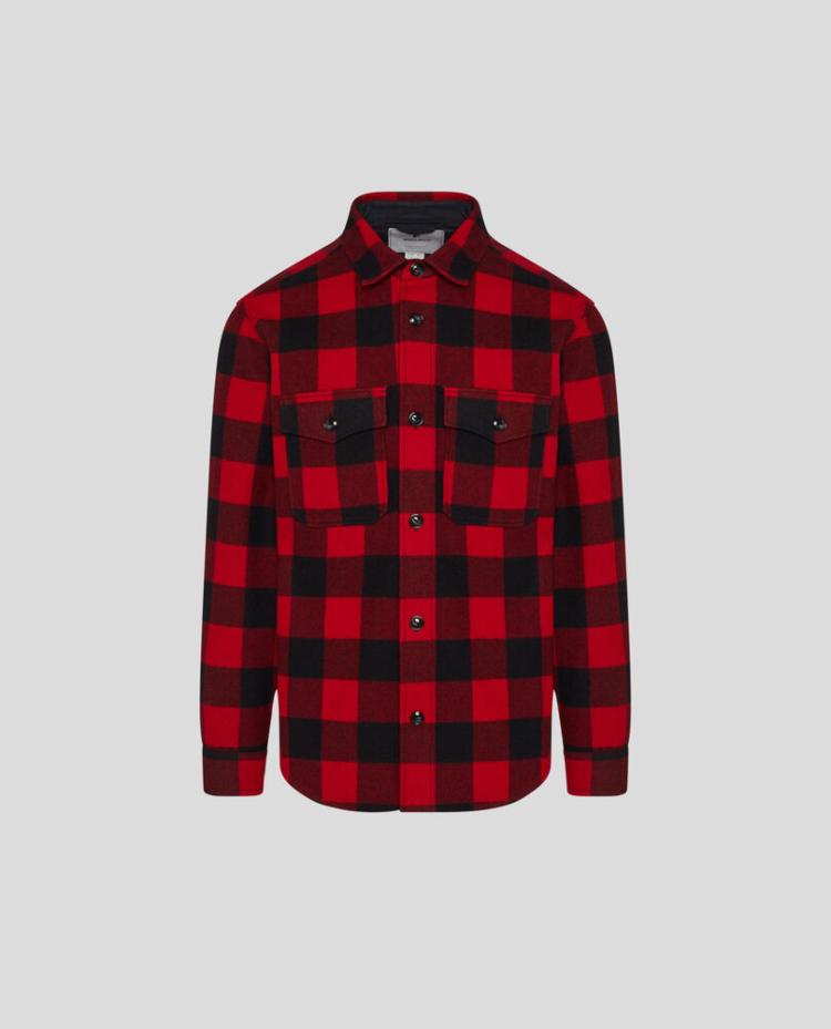 Woolrich-so mi flannel-elleman-1119