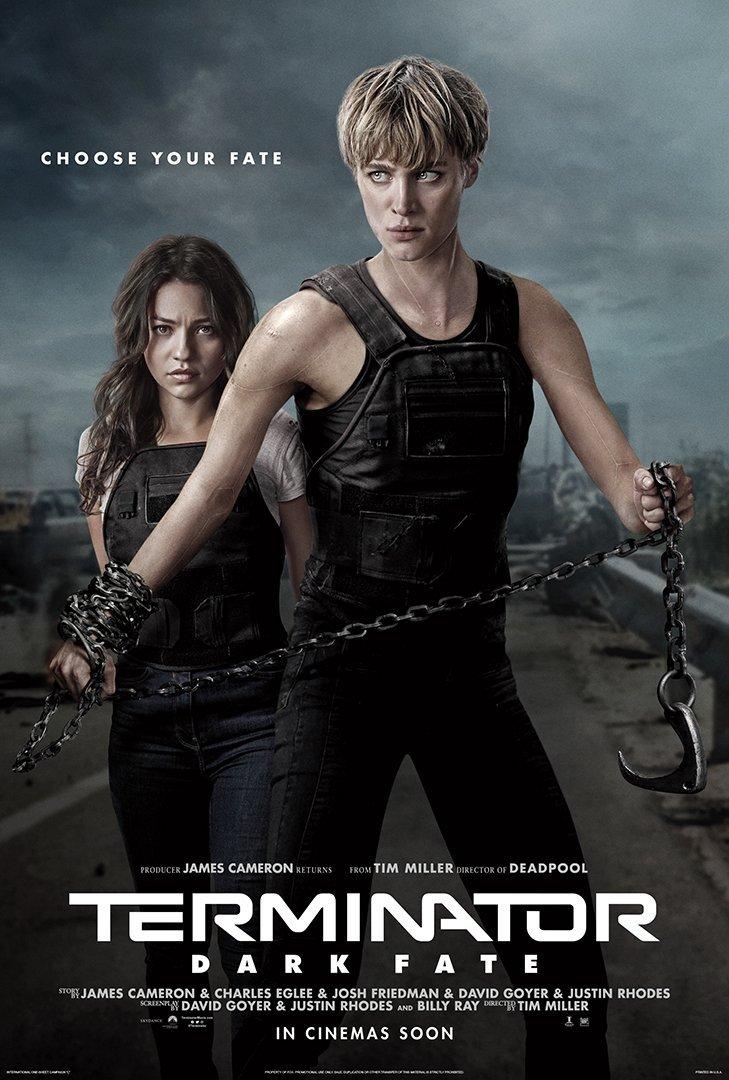 phim terminator dark fate - grace & Dani - elle man feature 1
