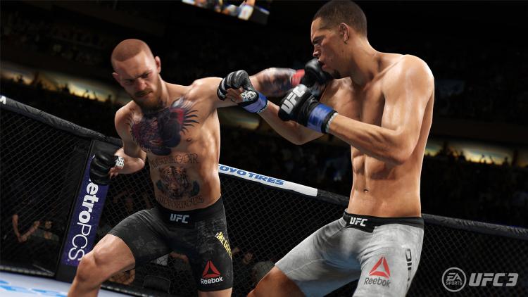 UFC 3 gameplay-elleman-1119