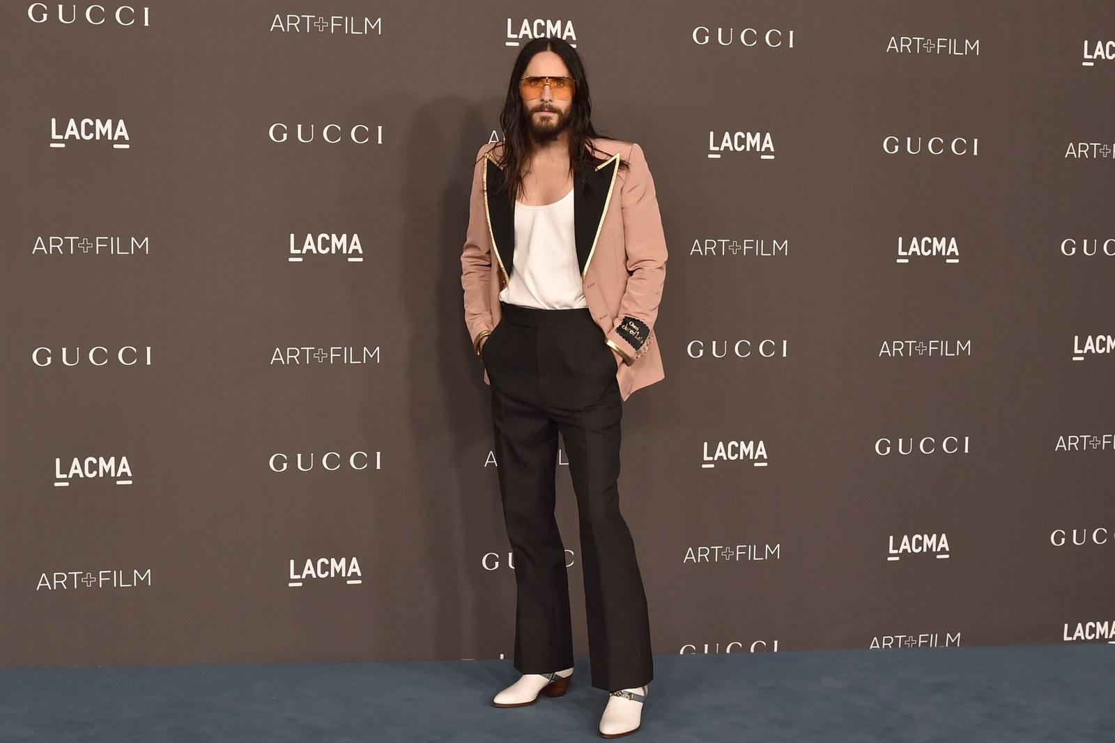 Jared Leto - sao mặc đẹp ELLE Man