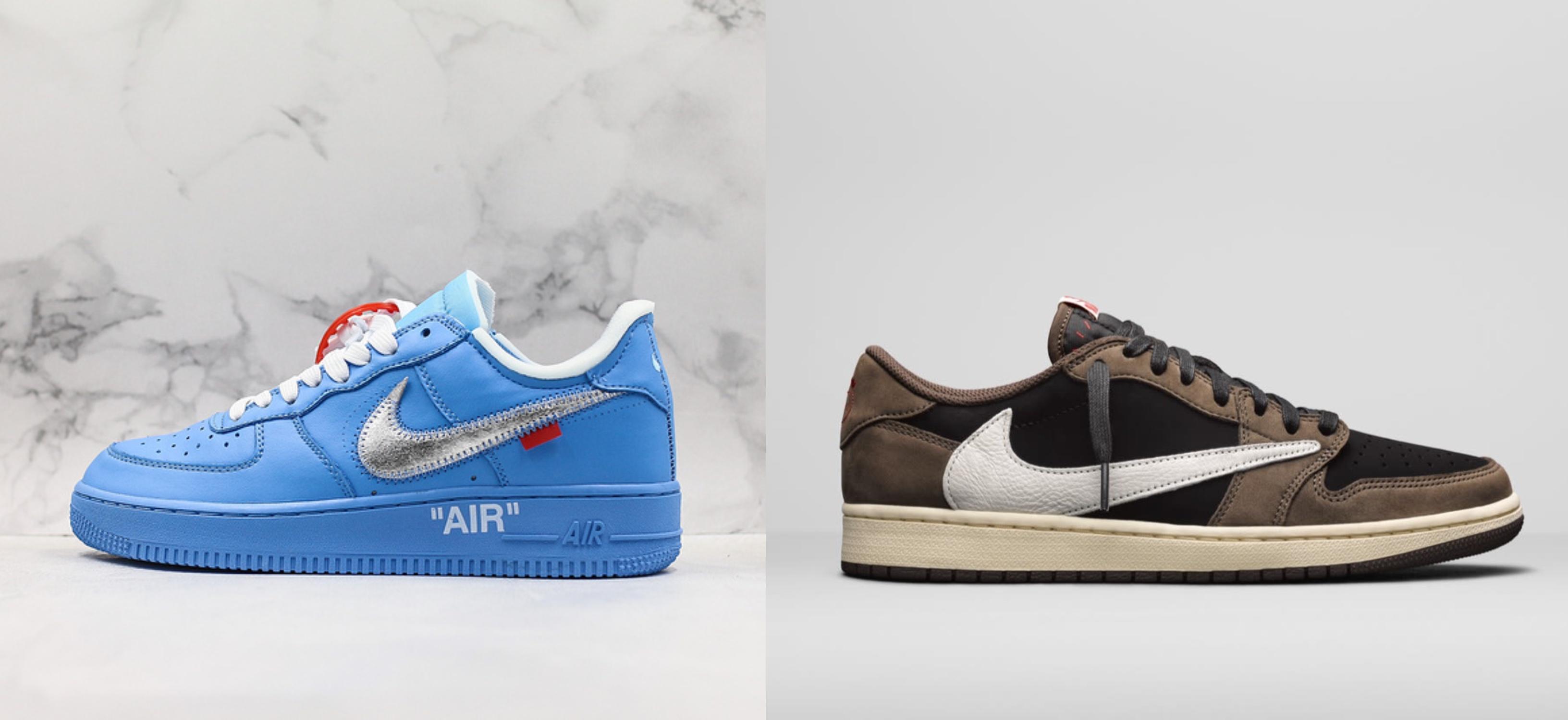 Hai đôi giày có mức giá hype nhất quý 3/2019