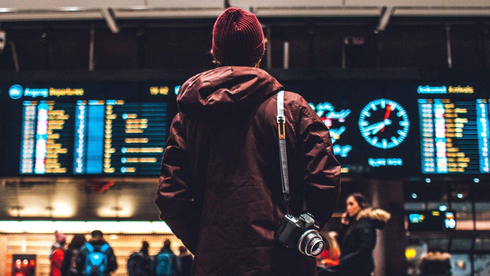 Hãy bắt đầu thử trải nghiệm một chuyến du lịch một mình