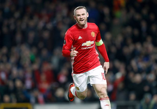 cầu thủ Wayne Rooney cung Thần Nông