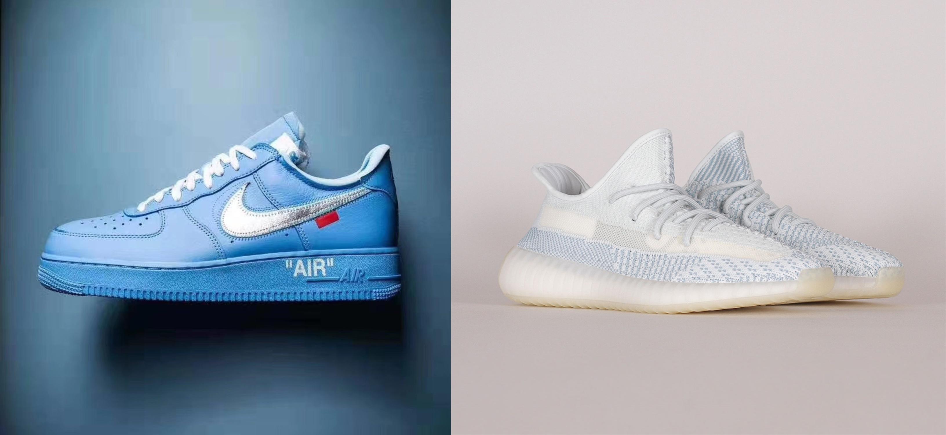 Hai đôi giày chiếm tỉ trọng 6% trên thị trường