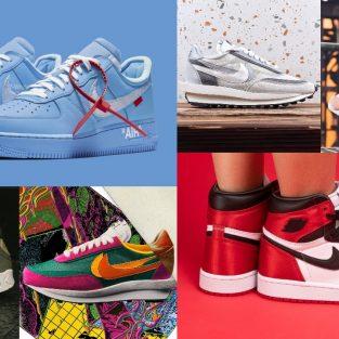 """Top giày thể thao giá trị """"khủng"""" nhất quý 3/2019"""