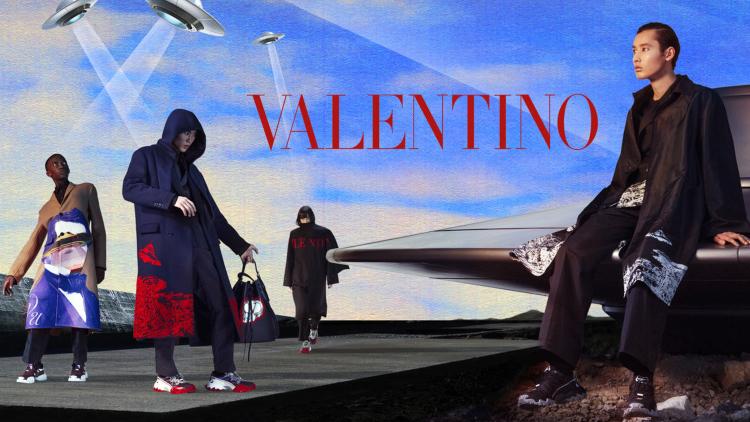 valentino x undercover thương hiệu thời trang elleman 1119