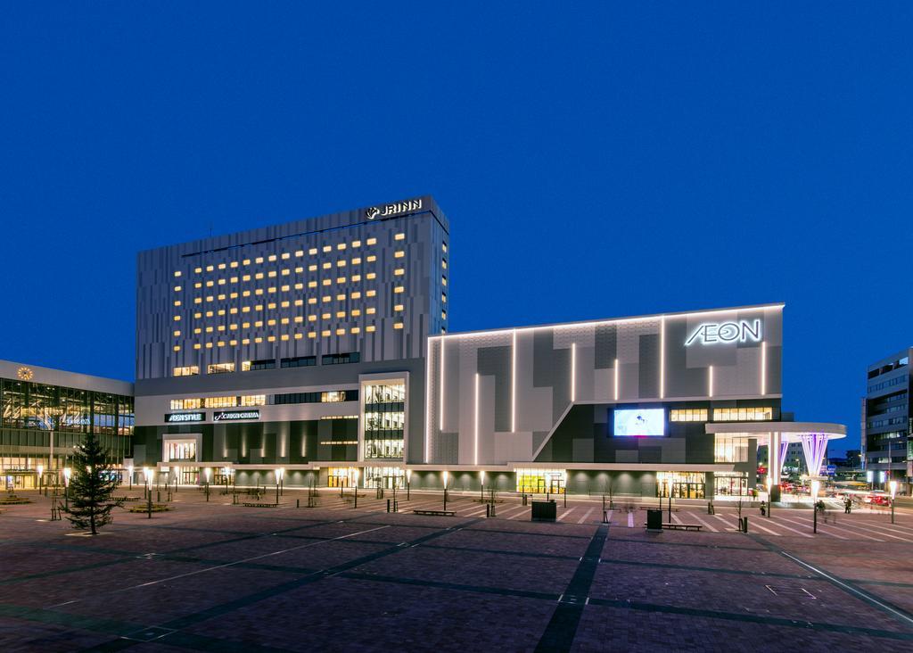 JR Inn Asahikawa. Ảnh: booking.com