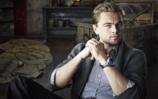 nam tài tử Leonardo DcCaprio