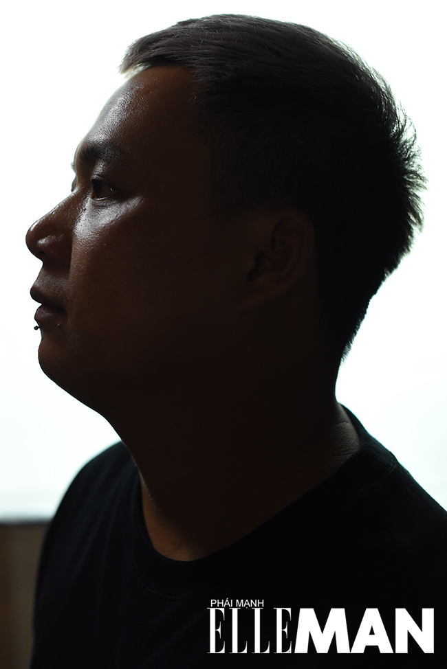 Phan Thanh Duy Black Bear - portrait - elle man