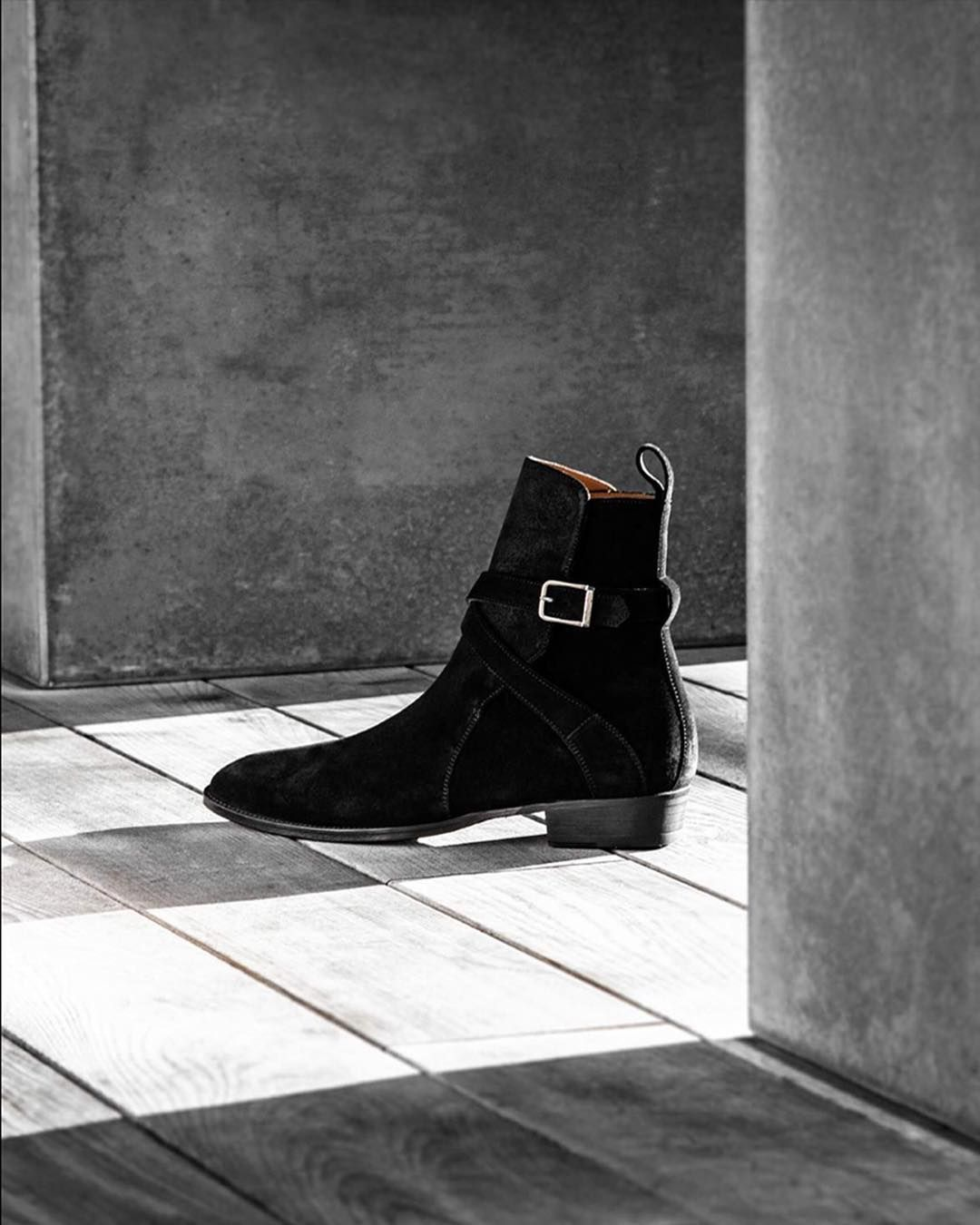 Đôi giày bốt nam Jodhpur Boot