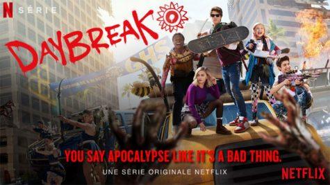 """Review series phim Daybreak: Tưởng kinh dị nhưng hoá ra """"High School Musical"""""""