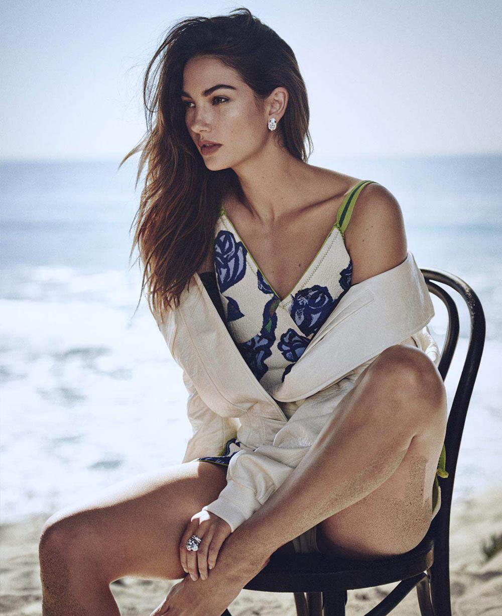 siêu mẫu Lily Aldridge