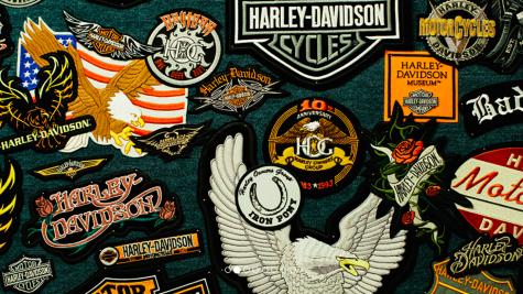 Ý nghĩa logo thương hiệu - Phần 32: Harley Davidson