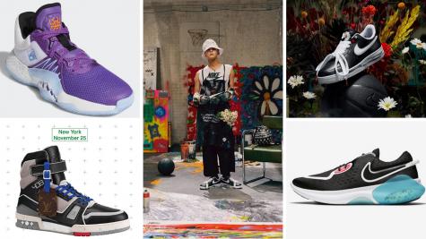 5 phát hành giày thể thao ấn tượng sắp ra mắt (18-25/11/2019)
